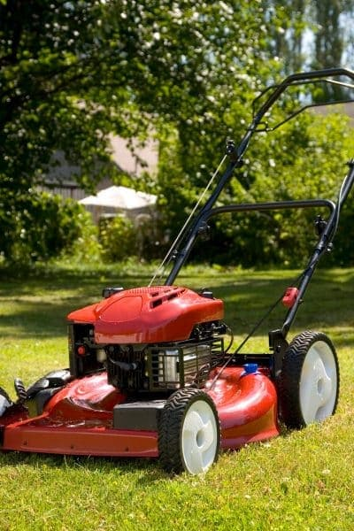 Amazon Prime Day Deals - lawn mower for post